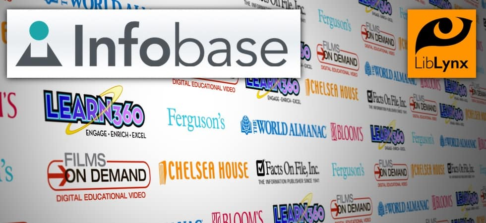 Infobase selects LibLynx for Identity Management across portfolio